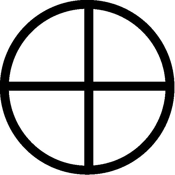 free vector Logic Xor Symbol clip art