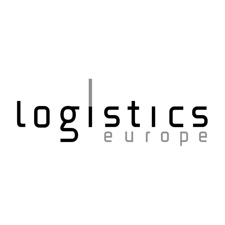 free vector Logistics europe