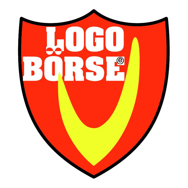 free vector Logo boerse