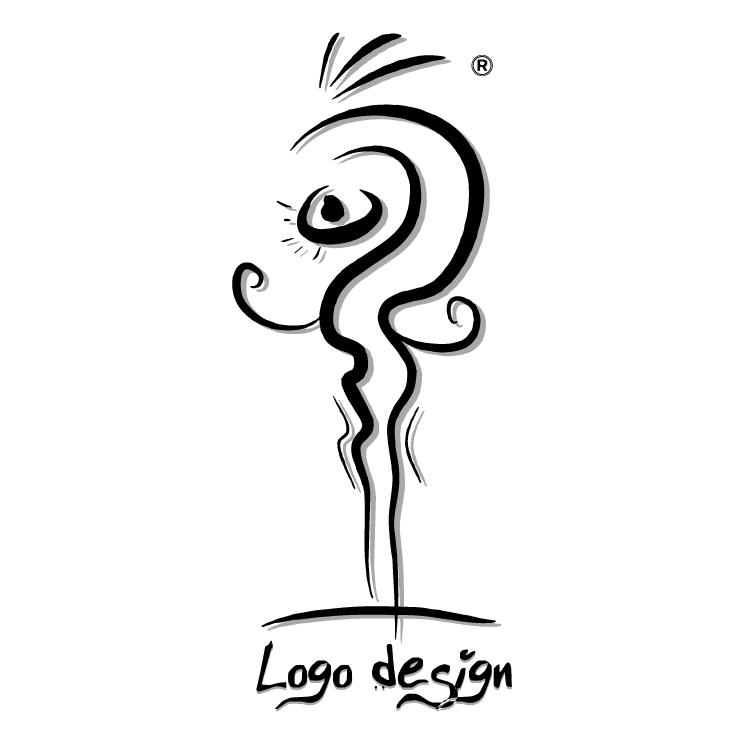 free vector Logo design 0