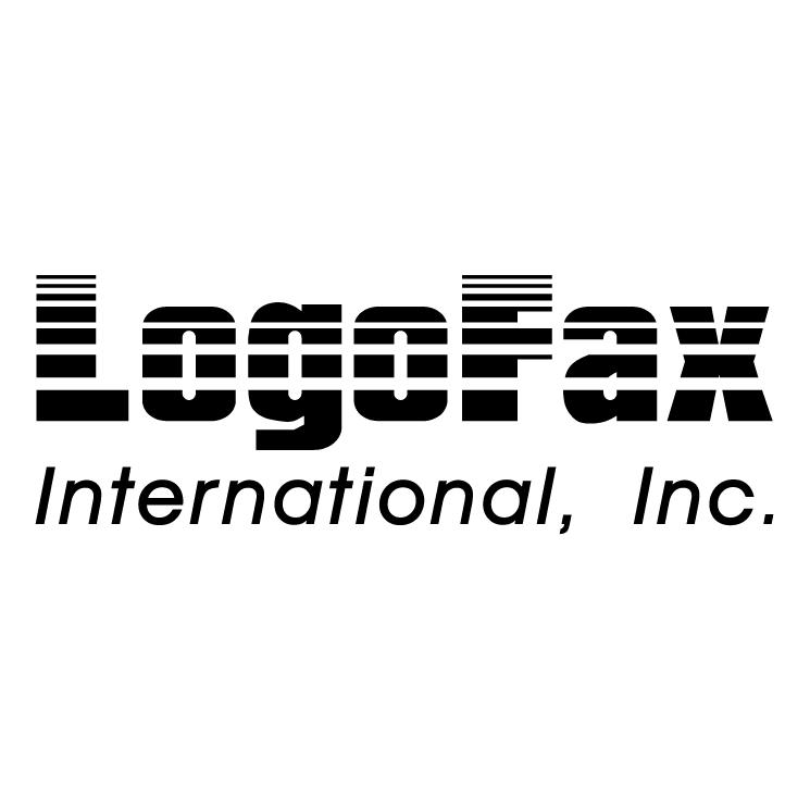 free vector Logofax international inc