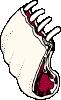 free vector Loin Rack clip art