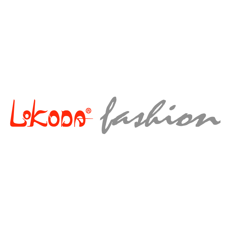 free vector Lokoda fashion