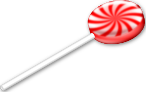free vector Lollypop clip art