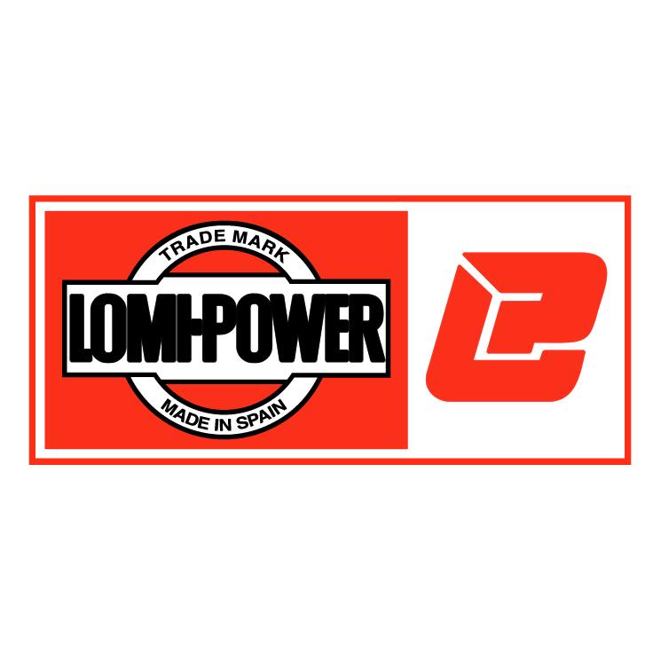 free vector Lomi power