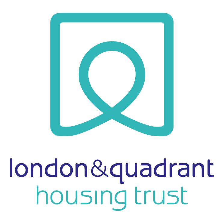 free vector London quadrant housing trust