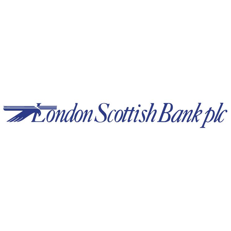 free vector London scottish bank
