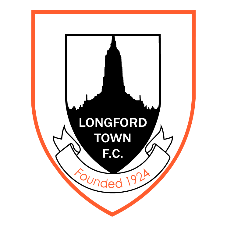 free vector Longford town fc