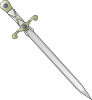free vector Longsword clip art