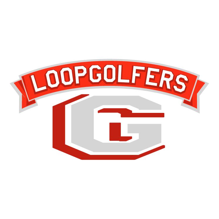 free vector Loopgolfers