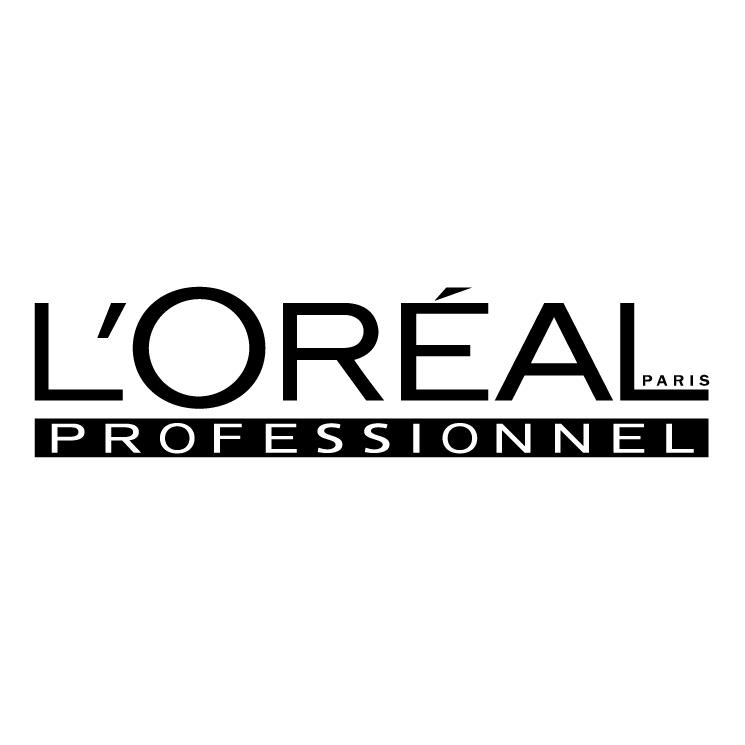 free vector Loreal professionnel