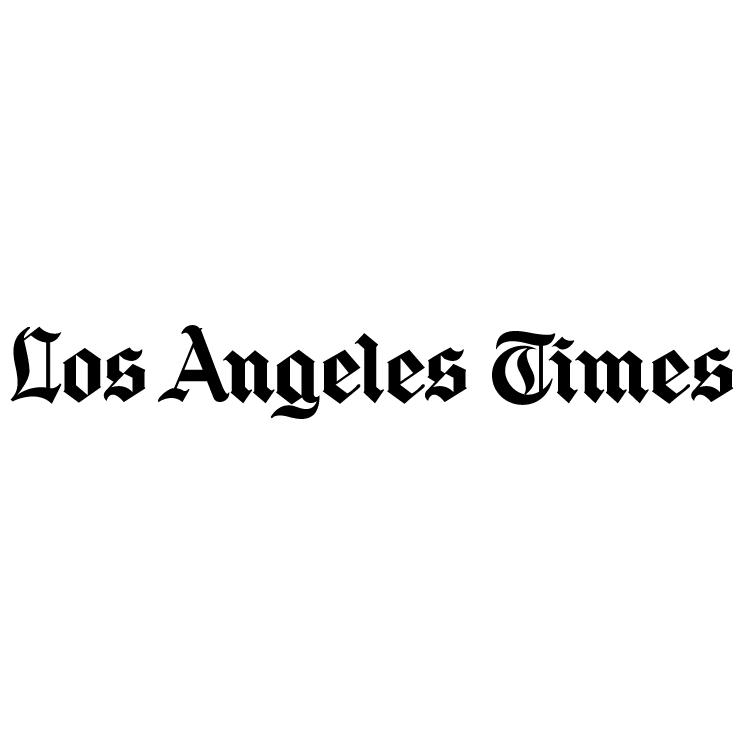 Los Angeles Times: Los Angeles Times Free Vector / 4Vector