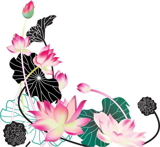 lotus vector free vector 4vector rh 4vector com lotus victorian flower language lotus victorian flower language