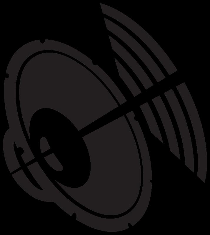 free vector Loudspeaker
