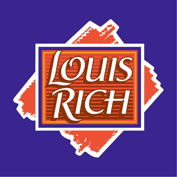 free vector Louis rich 0