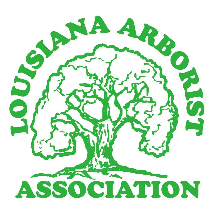 free vector Louisiana arborist association