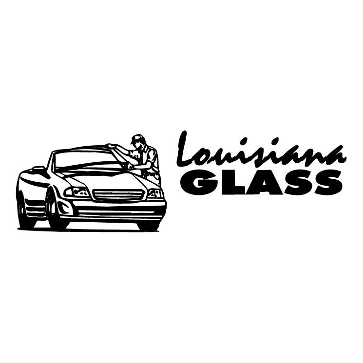 free vector Louisiana glass