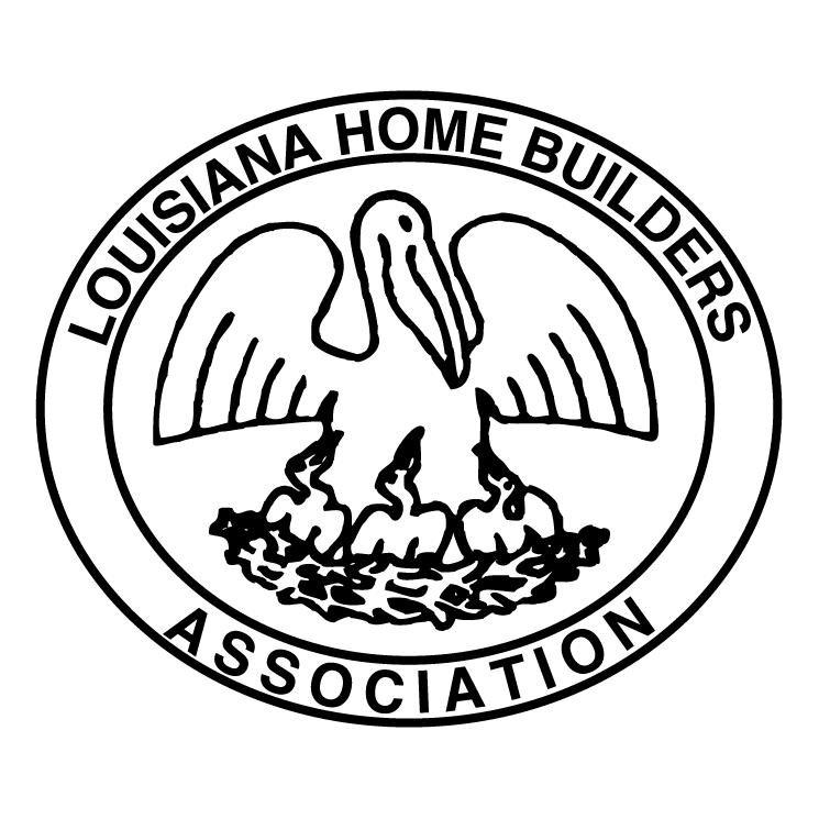 free vector Louisiana home builders association