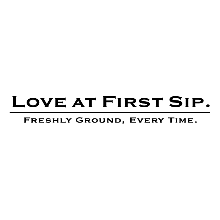 free vector Love at first sip
