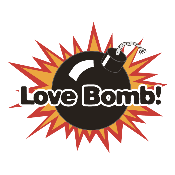 Love Bomb 44621 Free Eps Svg Download 4 Vector