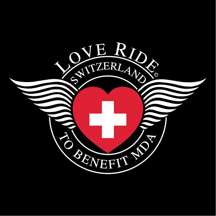 free vector Love ride switzerland 0