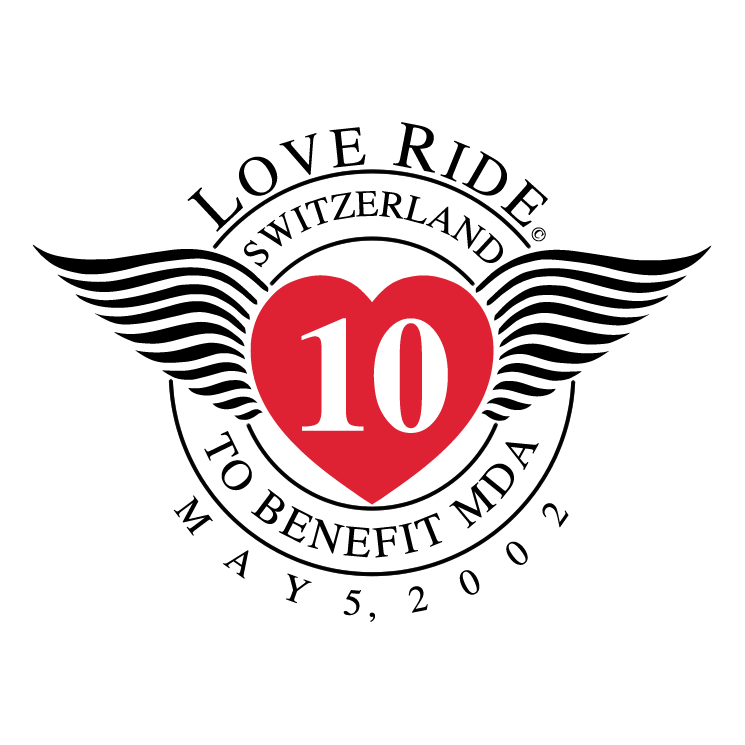free vector Love ride switzerland
