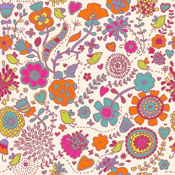 Lovely Background Pattern 16409 Free Eps Download 4 Vector