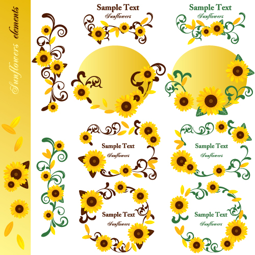 free vector Lovely lace vector