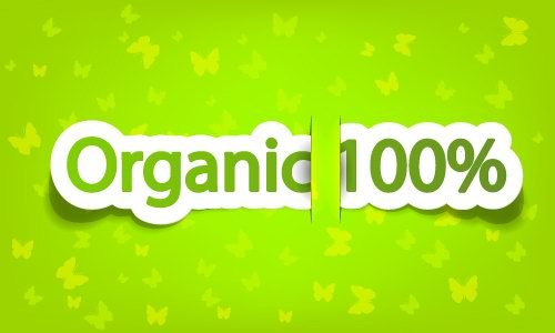 free vector Lowcarbon green theme label banner design vector 2