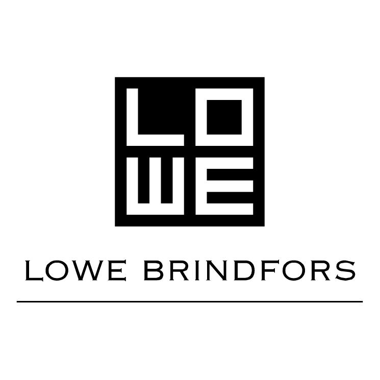 free vector Lowe brindfors