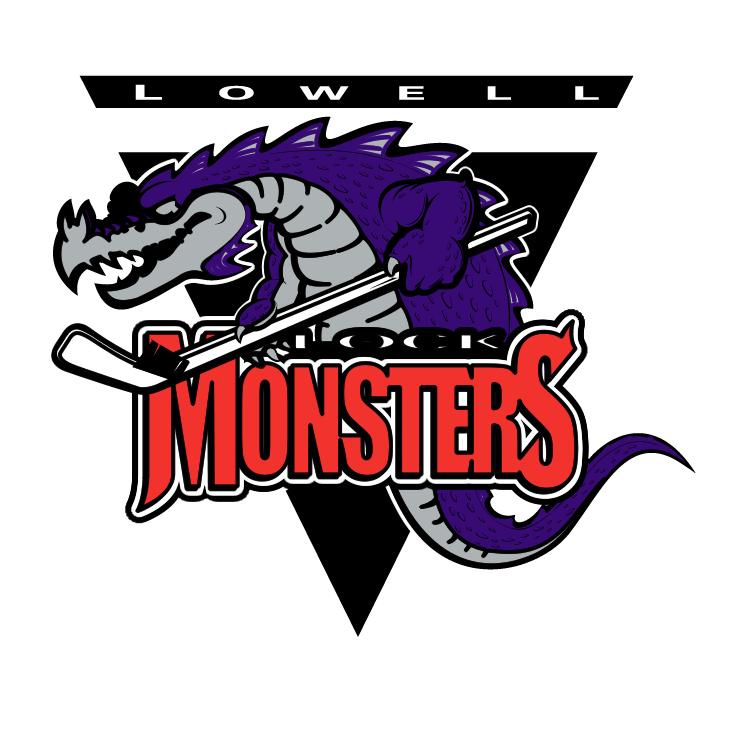 free vector Lowell lock monsters