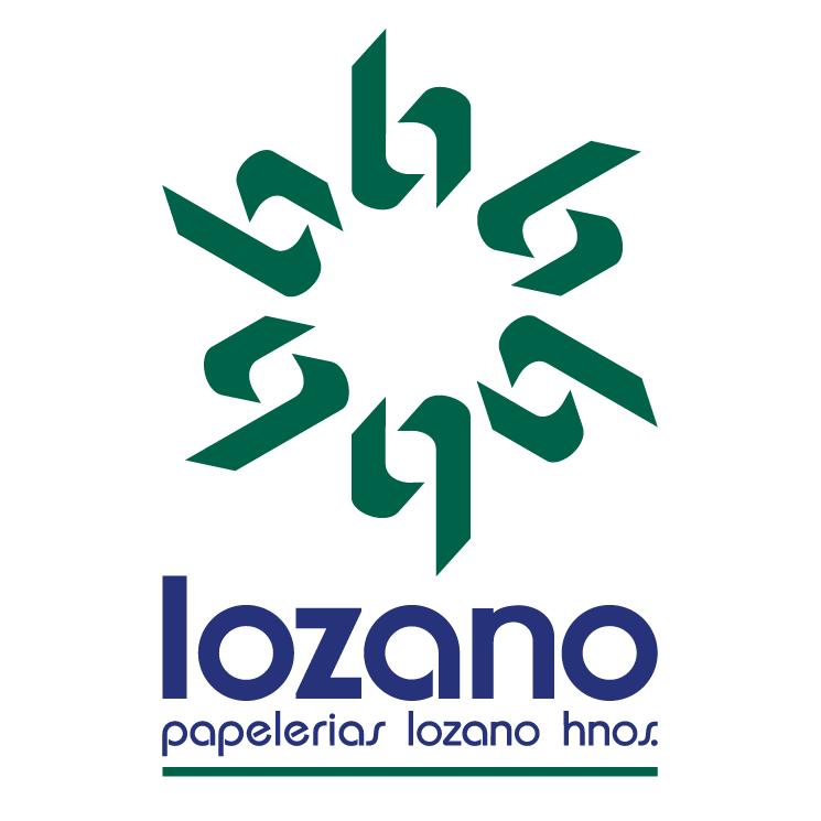 free vector Lozano