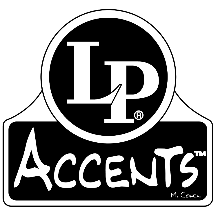 free vector Lp accents