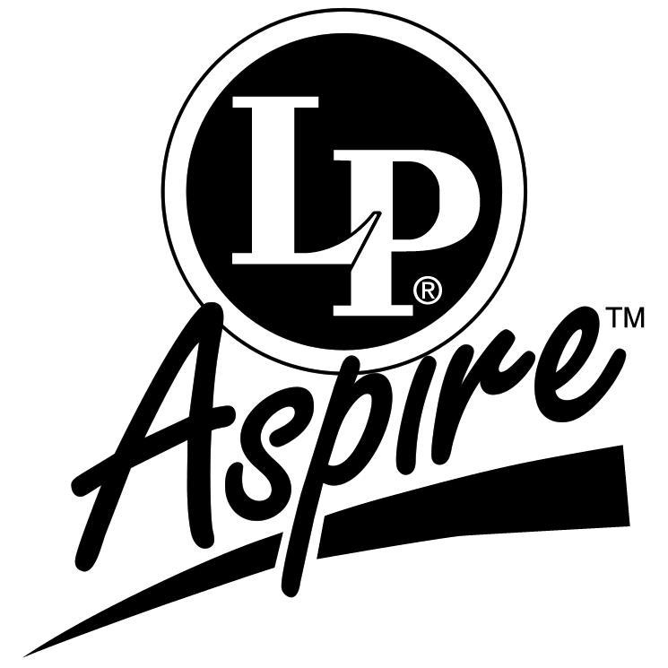 free vector Lp aspire
