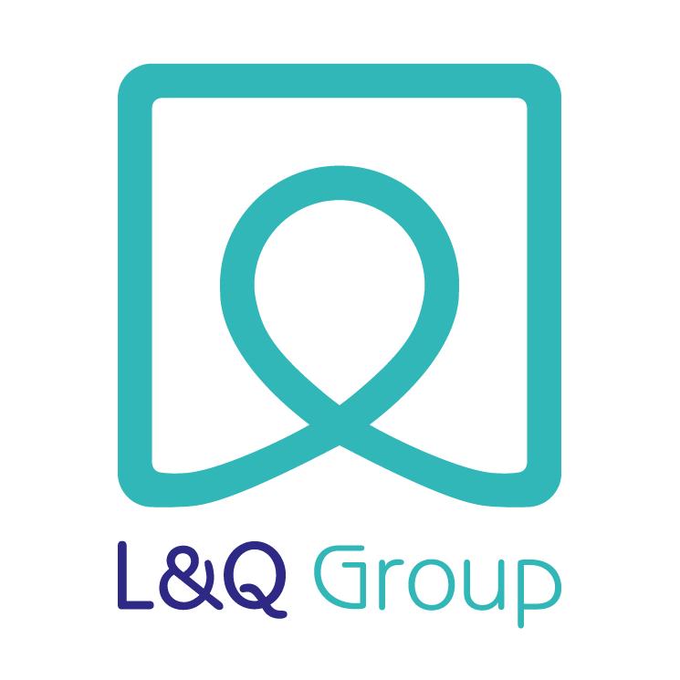 free vector Lq group