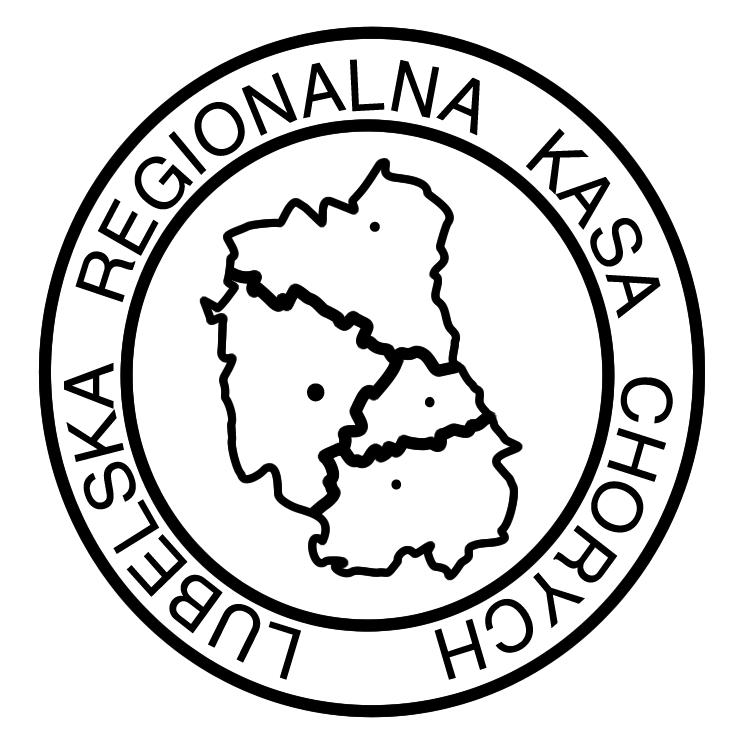 free vector Lubelska regionalna kasa chorych