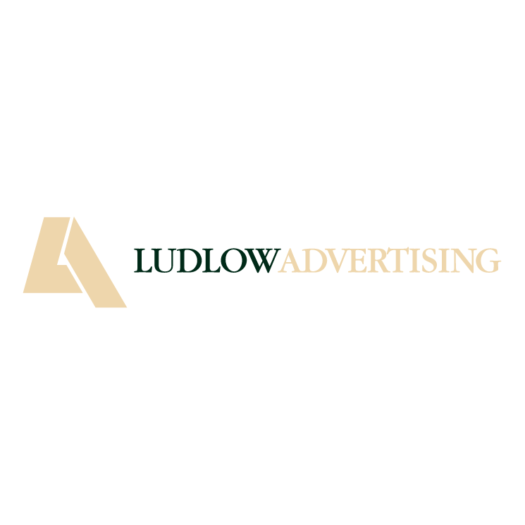 free vector Ludlow advertising