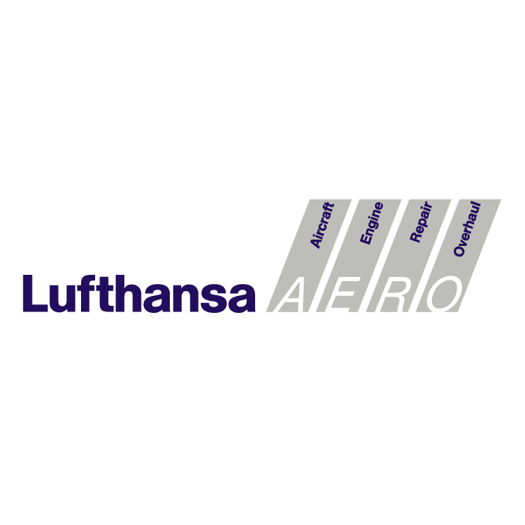 free vector Lufthansa aero