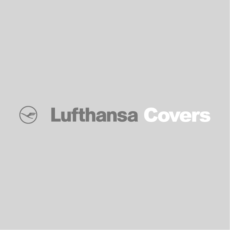 free vector Lufthansa covers