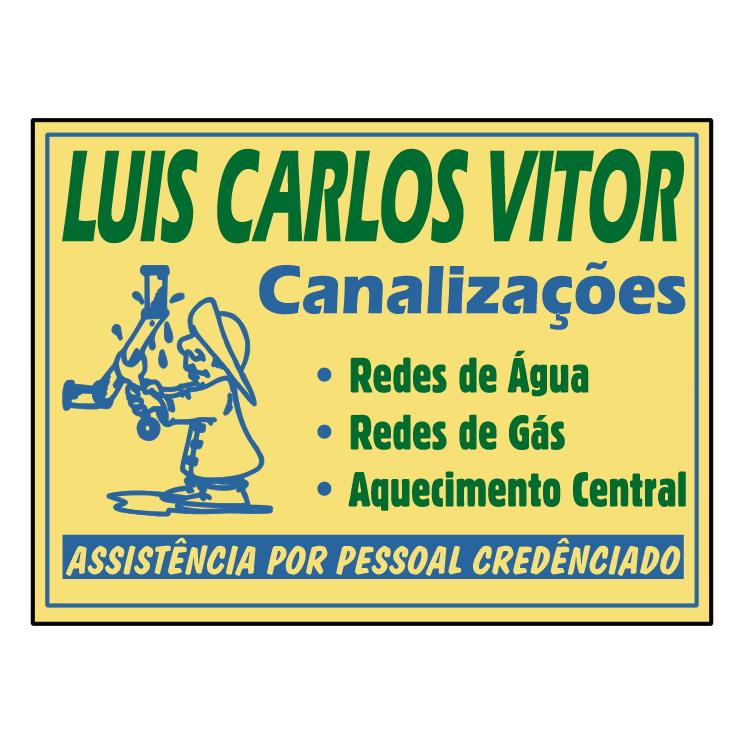 free vector Luis carlos vitor