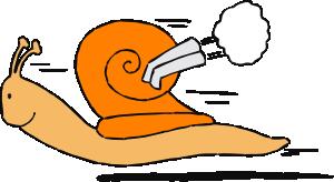 free vector Lumaca Turbo clip art