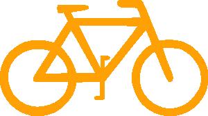 free vector Lunanaut Bicycle Sign Symbol clip art