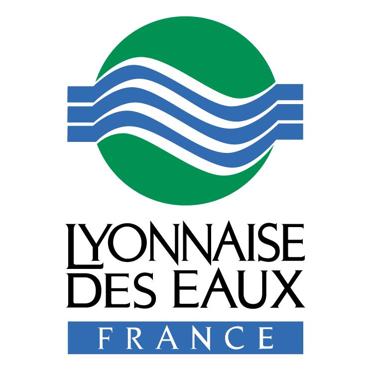 free vector Lyonnaise des eaux france