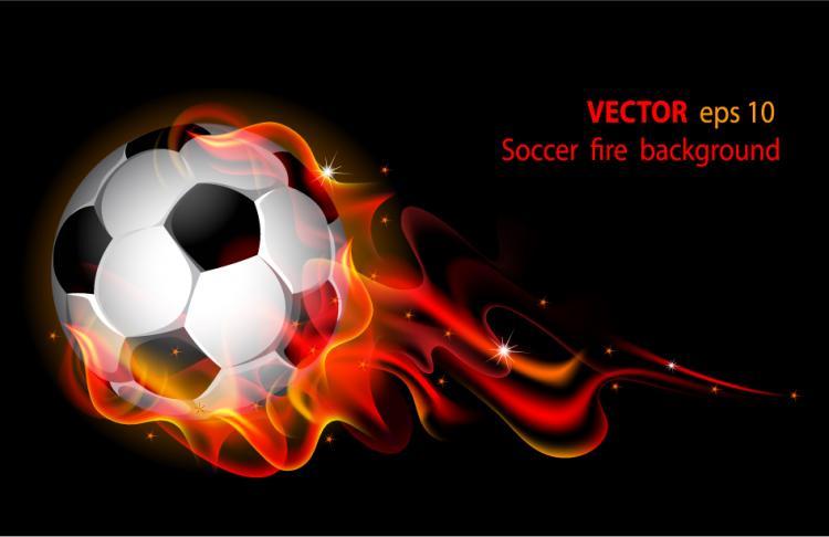 m soccer vector free vector    4vector