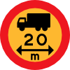 free vector M Truck Sign clip art