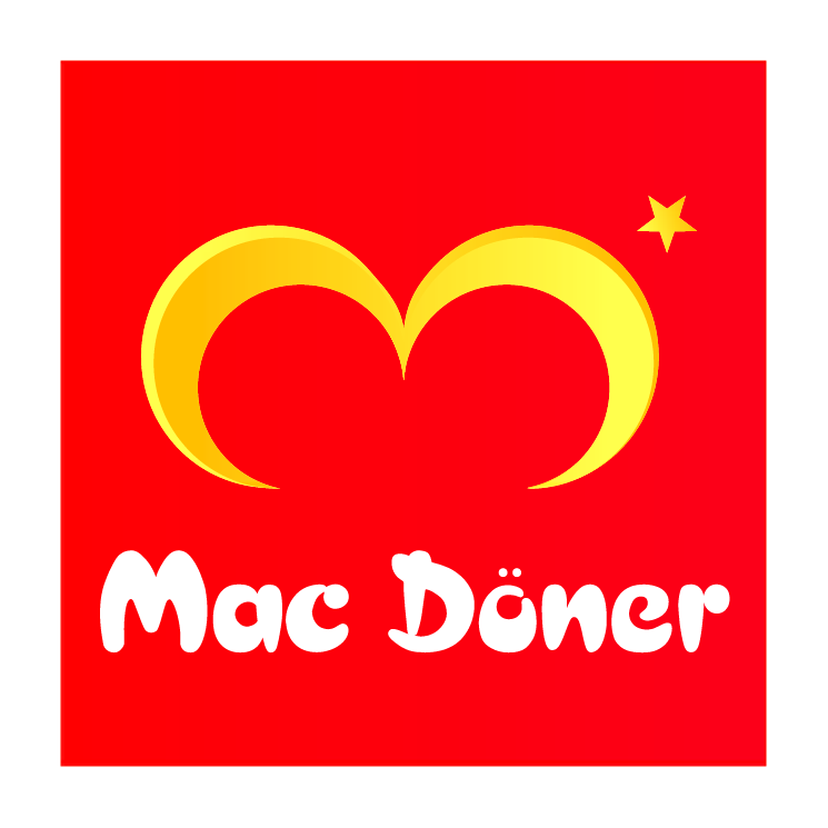 free vector Mac doner