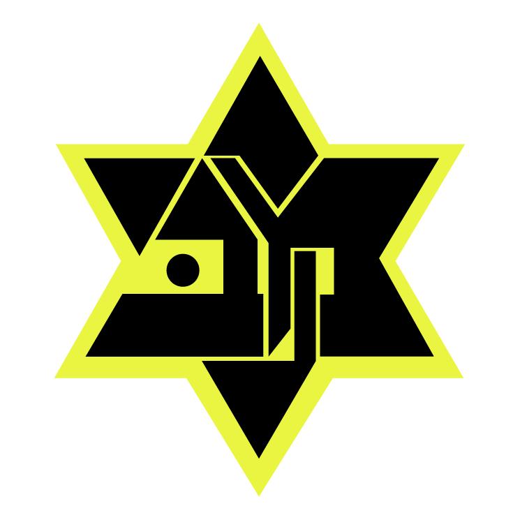 free vector Maccabi netanya