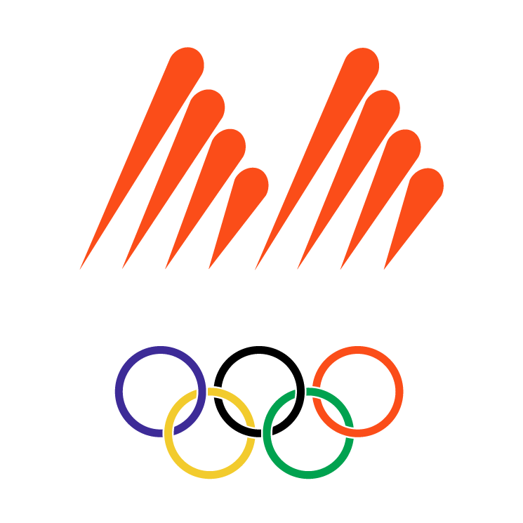 free vector Macedonian olympic committee