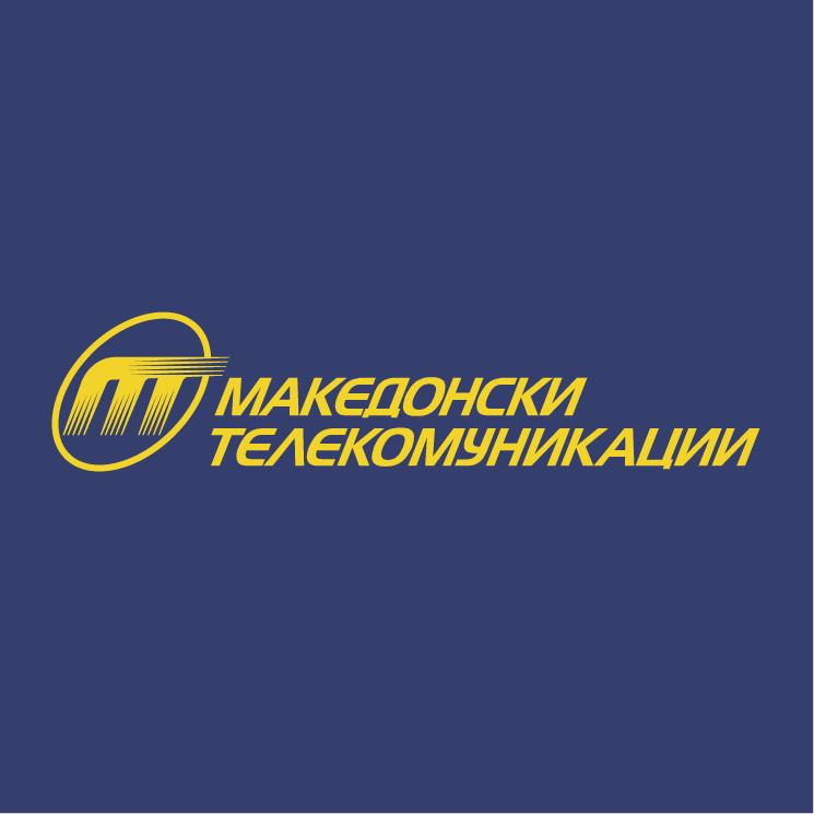 free vector Macedonian telecom