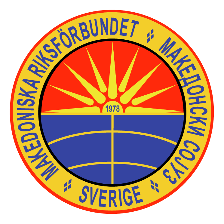 free vector Macedonian union of sweden